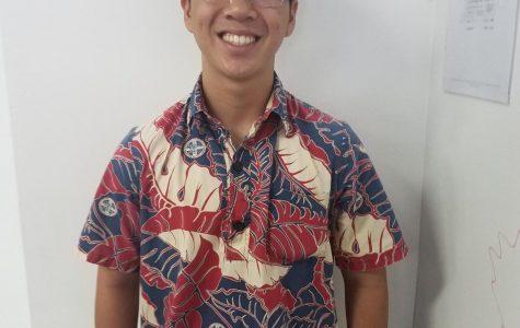 Student Spotlight September 2017: Randy Pham