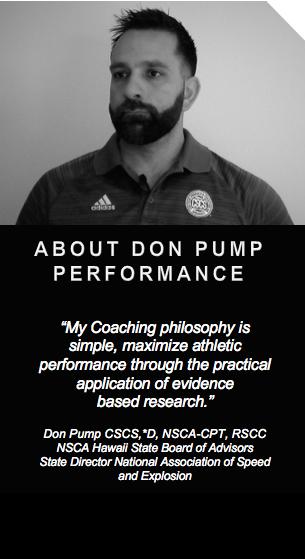 New Teacher: Don Pump