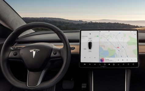 Distracting Technology in New Cars