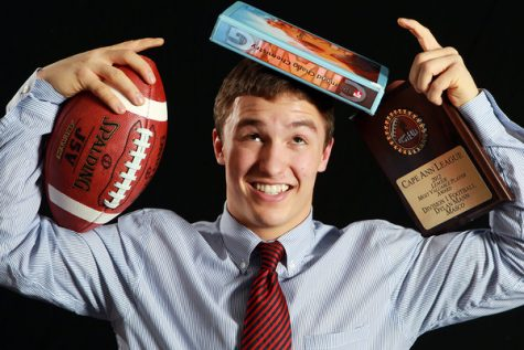Salem News Student-Athlete Nominee Dylan Mann, Masconomet Regional High School. Mann, a two-sport standout for the Chieftans (Football and Lacrosse), who