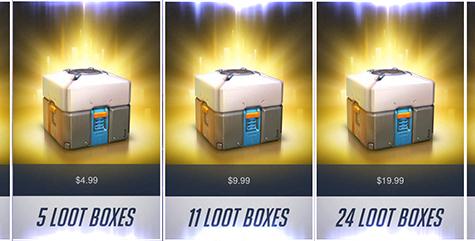 Lootbox Case