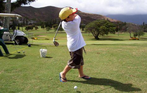 Golf Season Open