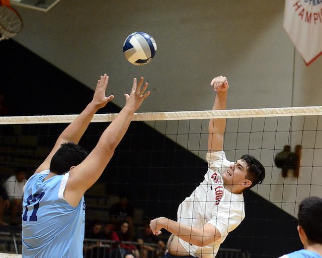 Kort om sport volleyboll 5