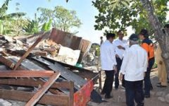 Earthquakes in Lombok