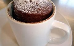 Mug Cake: The Trendy Treat