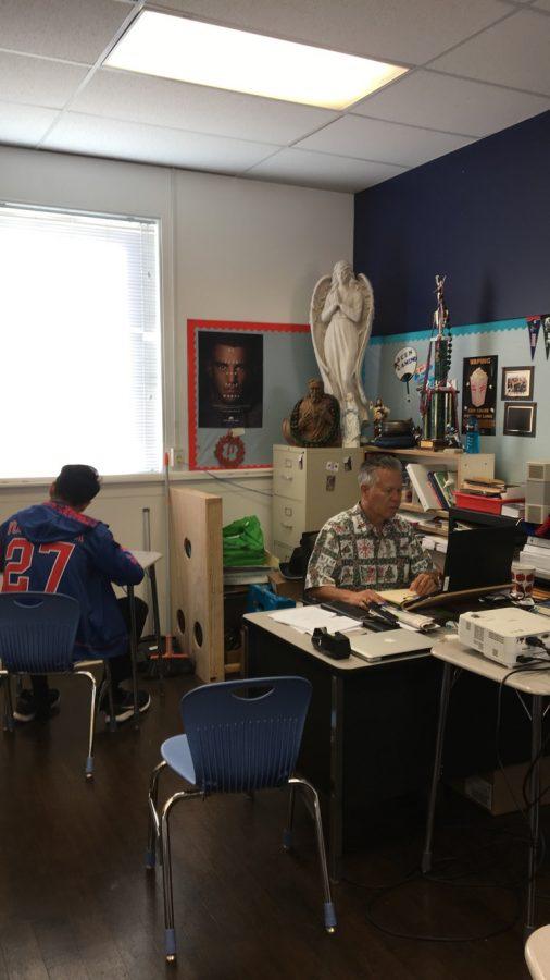 Featured Teacher: December 2018