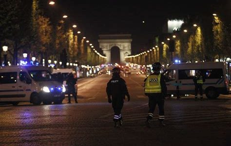 Fatal Shooting in France just before Christmas