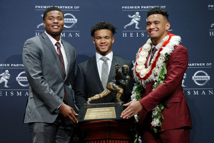 Tua's Run For Heisman