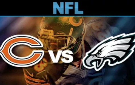 Eagles Upset the Bears in a Nail Biter