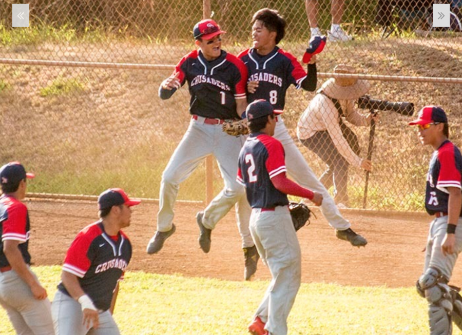 Tory Hits a Walk-Off to Advance the Crusaders