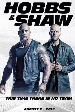 """Hobbs and Shaw"" Blockbuster Movie Event"