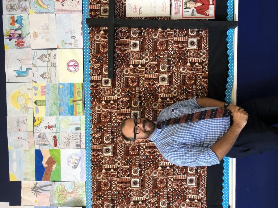 Featured Teacher: Brother Joseph Nugent