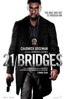 21 Bridges Movie Review-Tyler Kekuaokalani