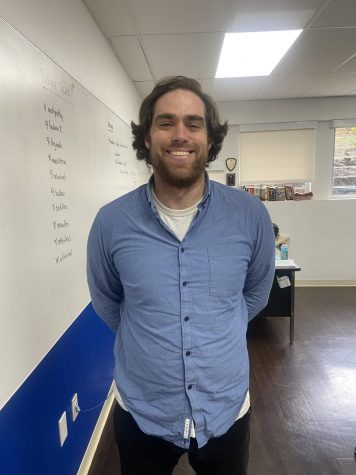 Featured Teacher: Mr. Amerino