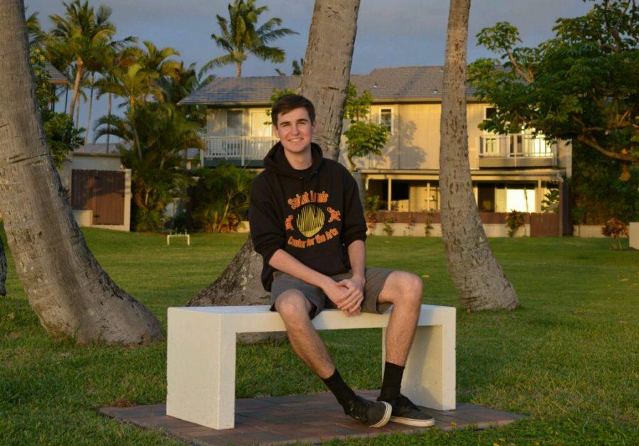 Senior Spotlight: Cormac Hurley