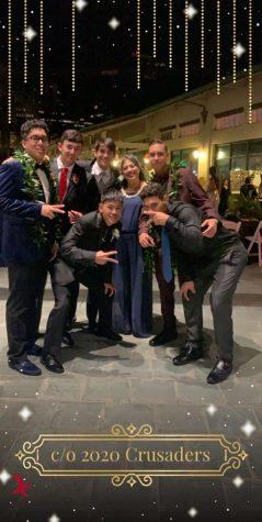 SILVER & GOLD – Senior Prom