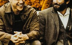 Good Will Hunting: The Story of a Young Man's Struggles  (A Throwback Movie Review)