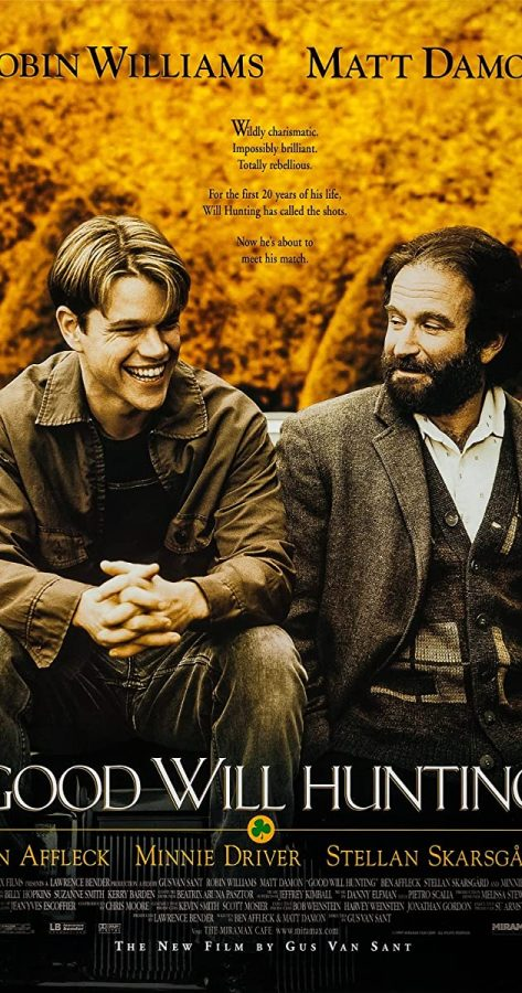 Movie Throwback (Good Will Hunting)
