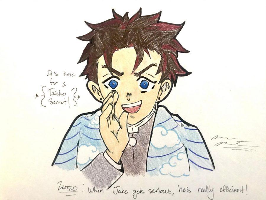 Zenzo's Taisho Secret !