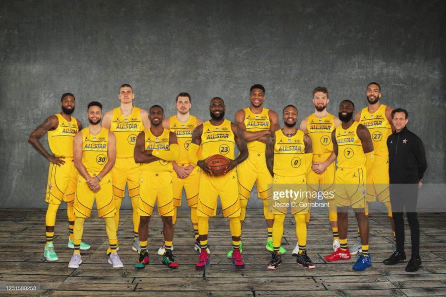 2021 NBA All-Star Weekend