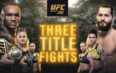 UFC 261 Usman vs. Masvidal II: A Night of Champions